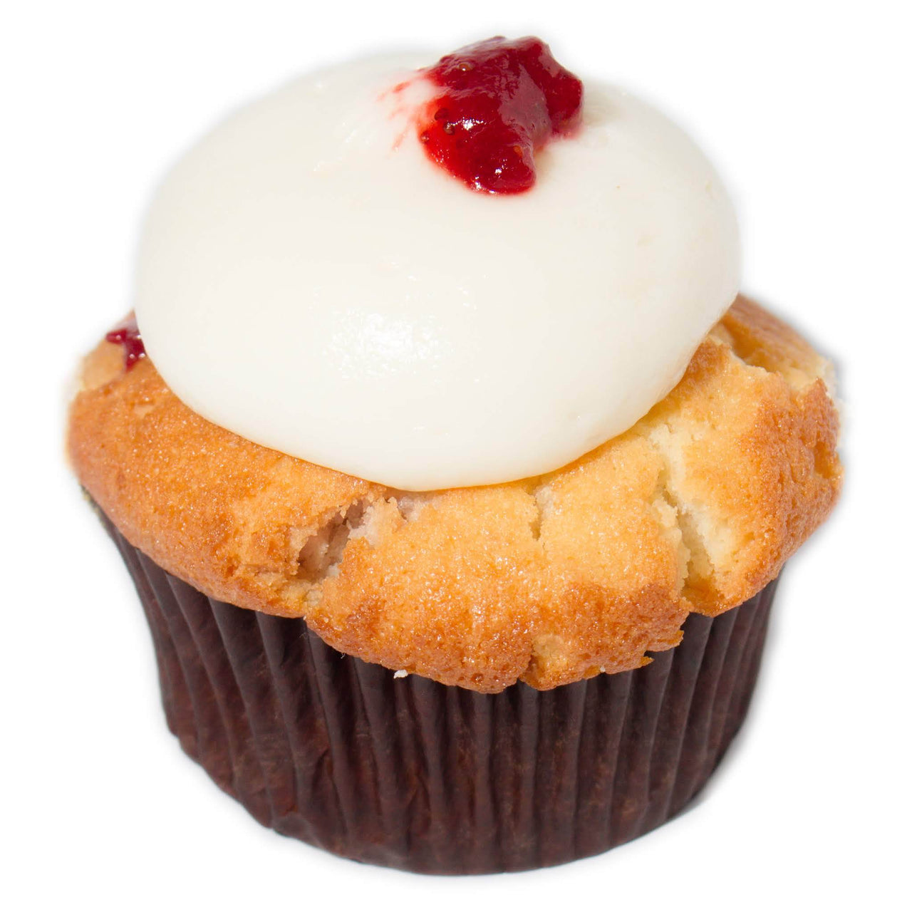 Strawberries & Cream Cupcake - Pickup Pickup