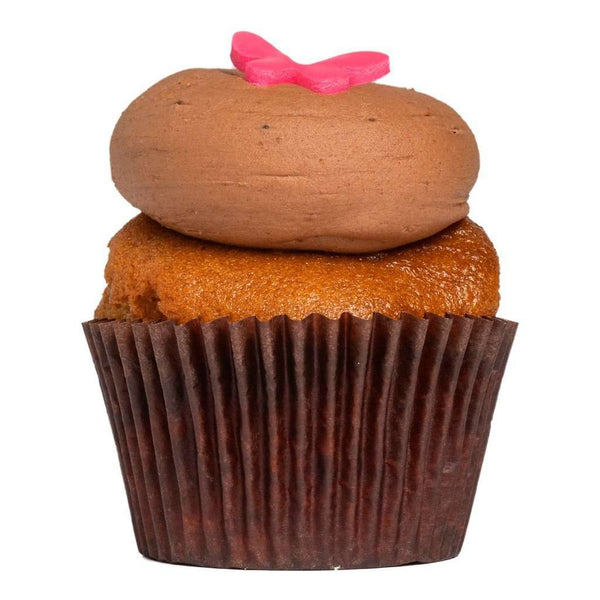 Vanilla Milk Chocolate Cupcake - Pickup Pickup