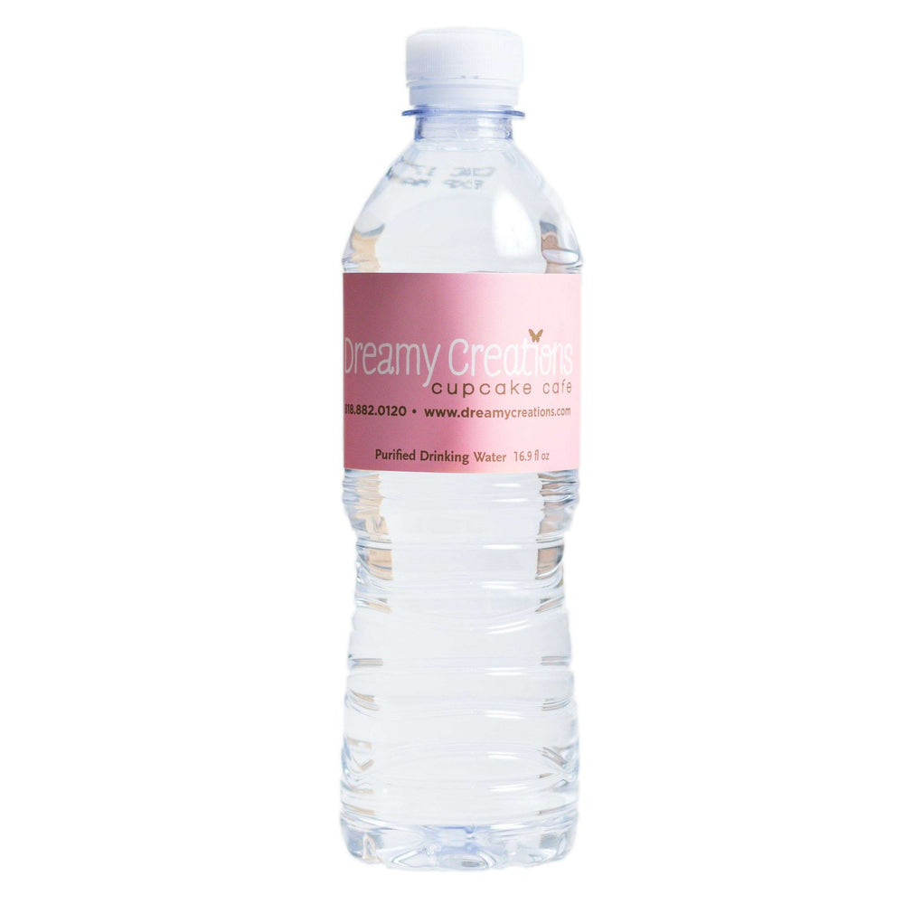 Water Bottle - Dreamy Creations Cupcakes