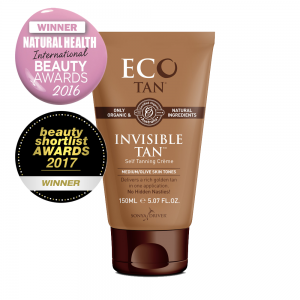 Invisible Tan - Self Tanning Creme