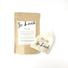 So Loved Bath Tea Bag