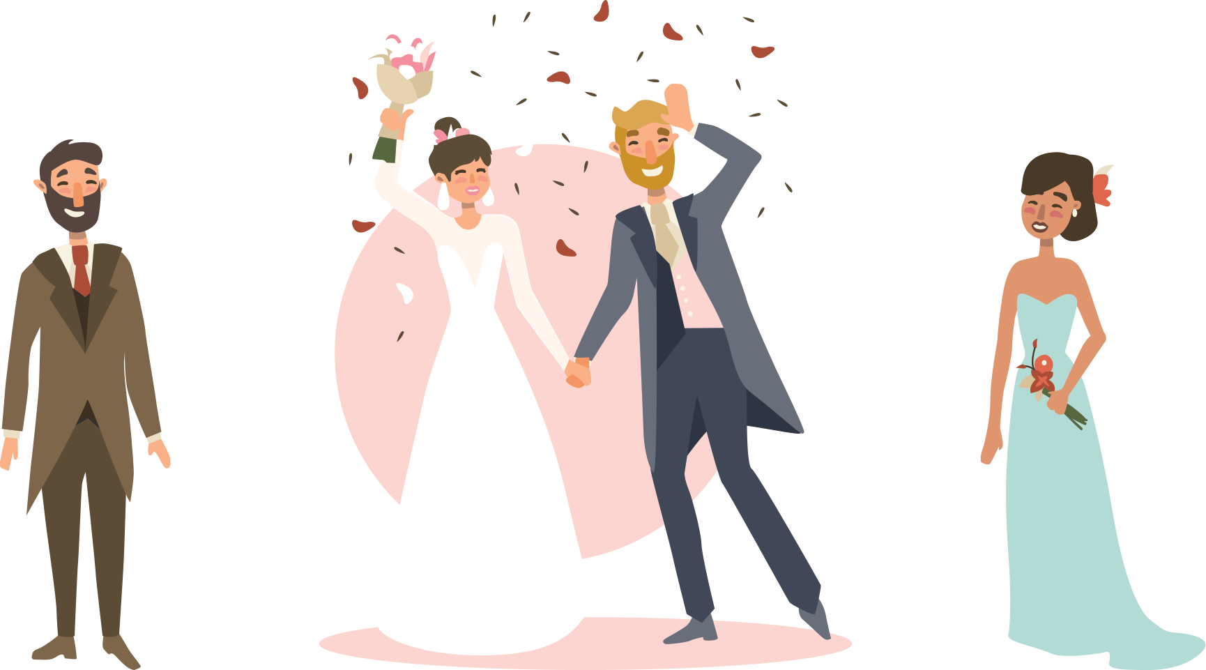 Wedding Roles and Responsibilities: Who Does What?