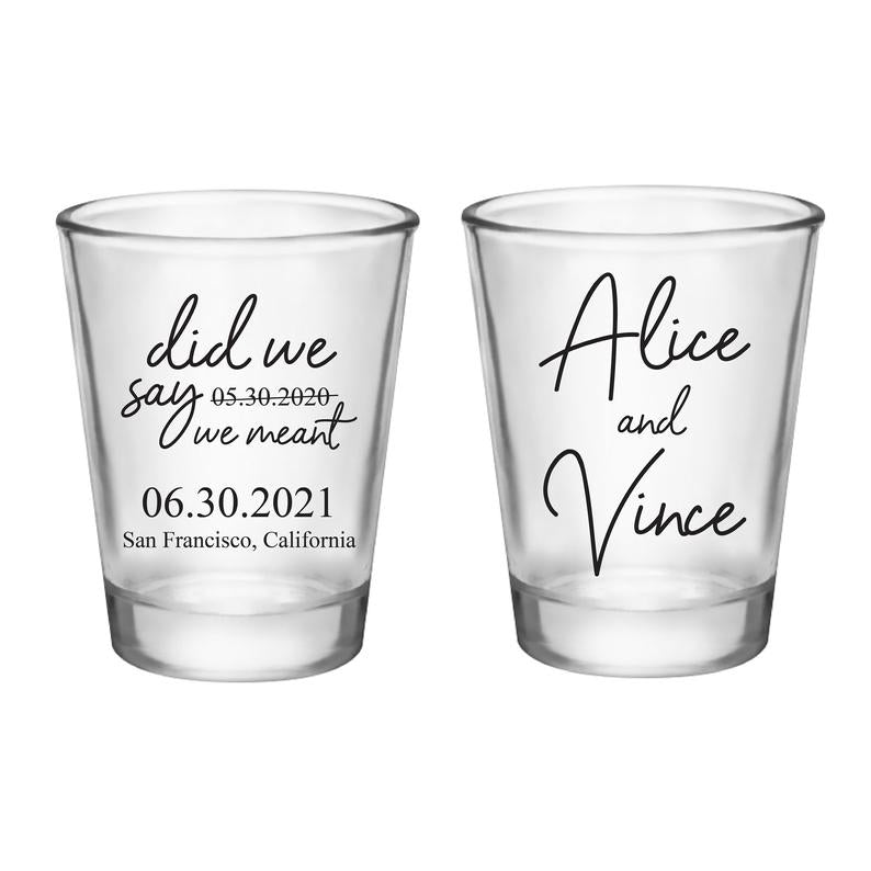 Wedding Shot Glasses (7)