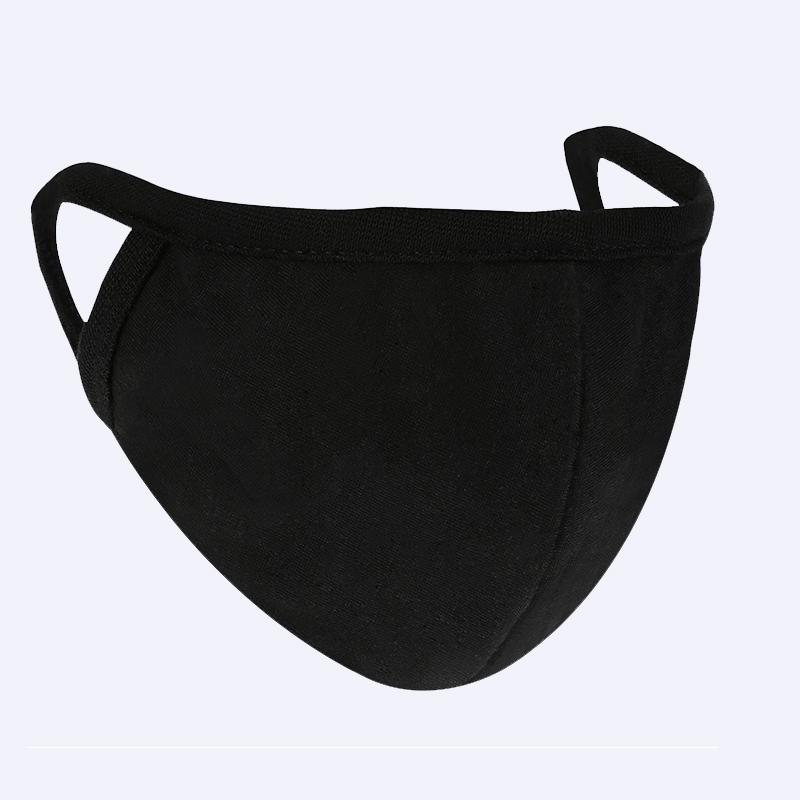 Black Reusable Mask (1pc)