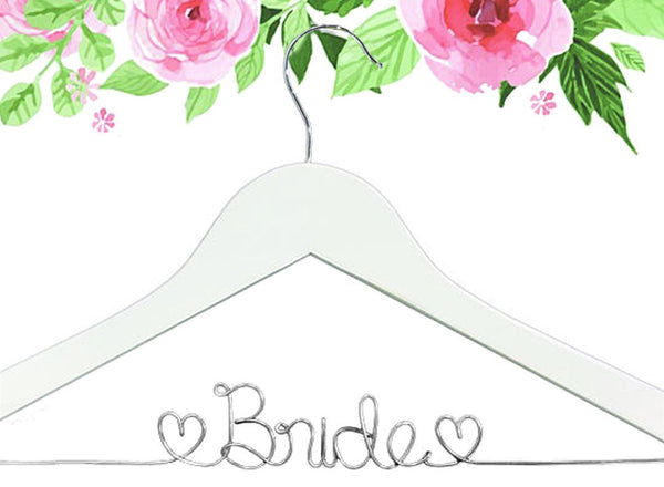Wired Bride Hanger
