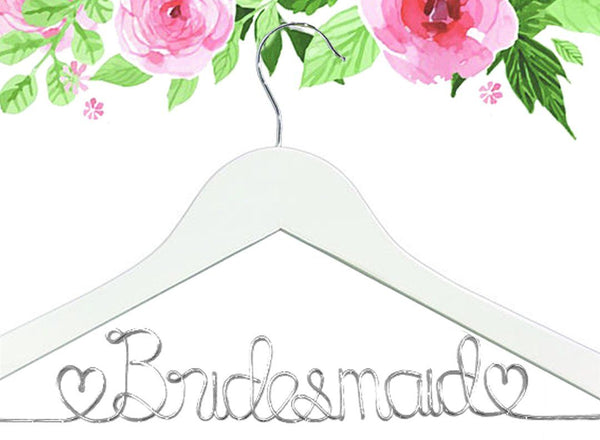 Wired Bridesmaid Hanger