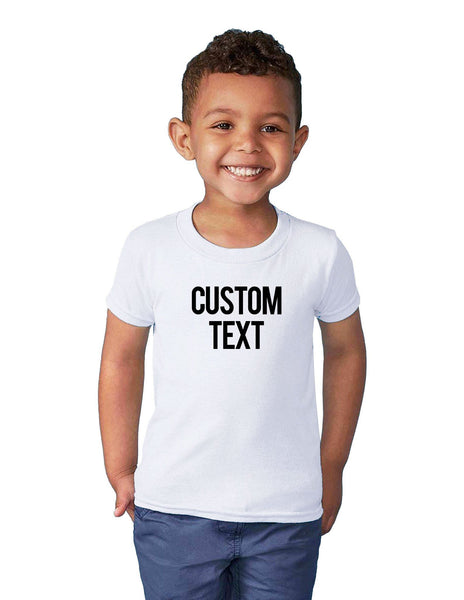 Custom Toddler Tee 2