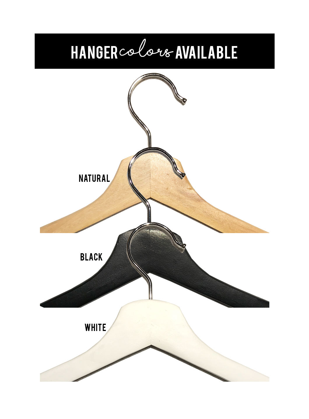Personalized Hanger - D