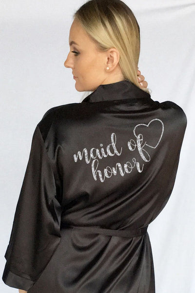 Heart Style - Maid of Honor Robe