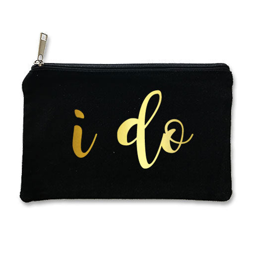 Canvas Makeup Bag - C