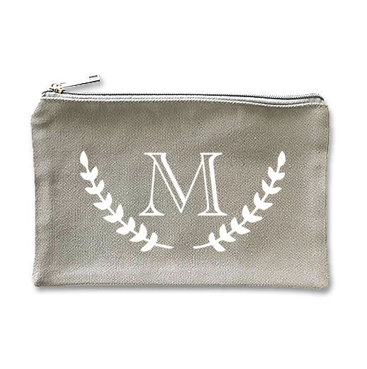 Canvas Makeup Bag - G