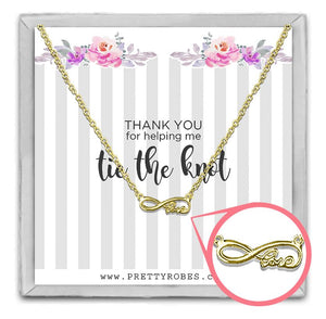 Love Necklace - Gold - Design A