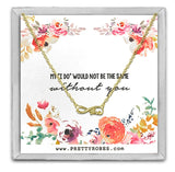 Love Necklace - Gold - Design C
