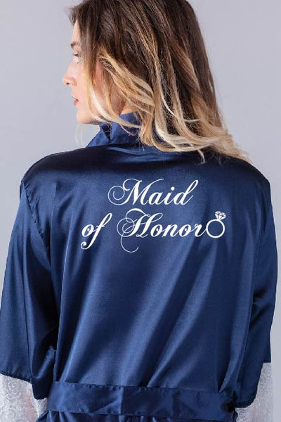 Ring Style - Maid of Honor Robe