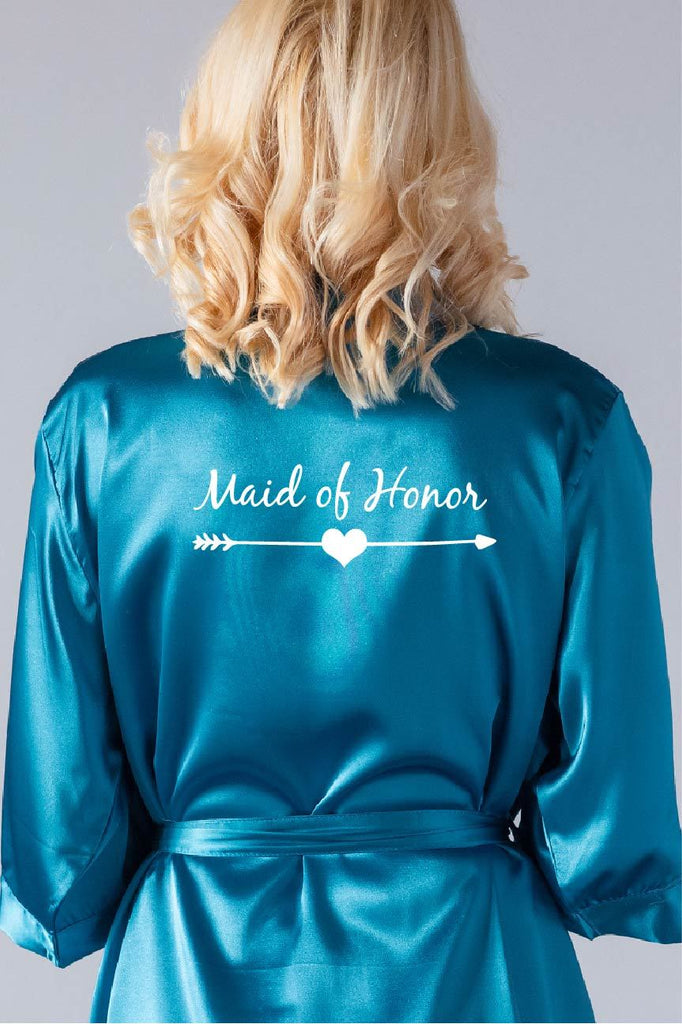 Arrow Style - Maid of Honor Robe