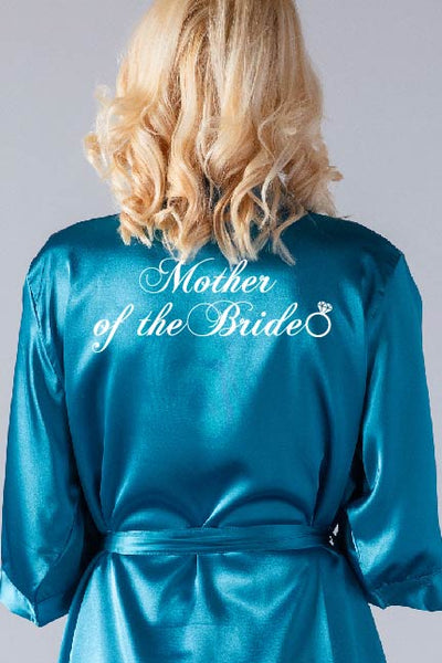 Ring Style - Mother of the Bride Robe