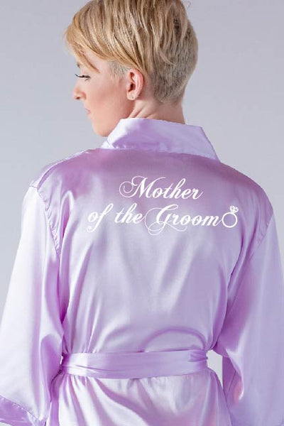Ring Style - Mother of the Groom Robe