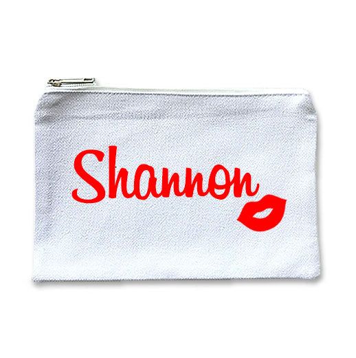 Canvas Makeup Bag - N