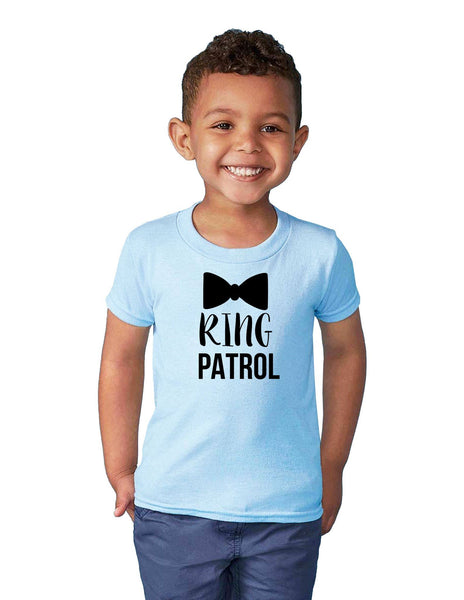 Ring Patrol - Toddler Tee