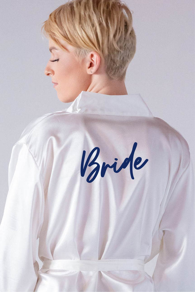 Ohhh Lala Style - Bride Robe