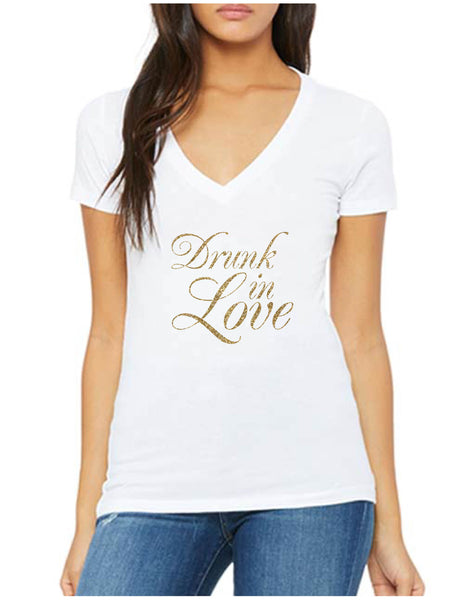 Drunk-in-Love Style 2 Tee