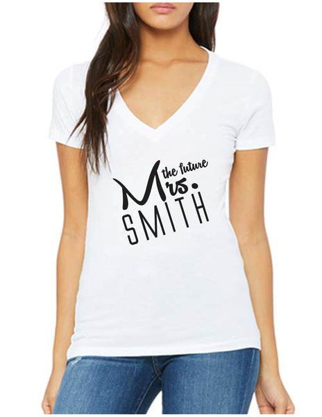The Future Mrs. Smith Tee