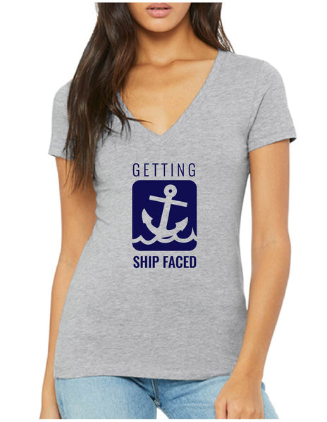 Getting Ship Faced Tee