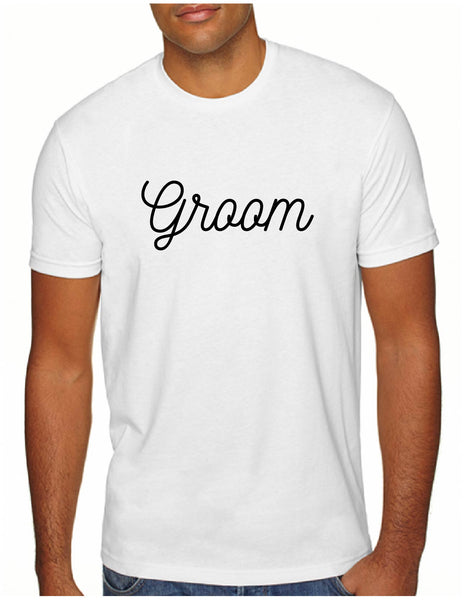 Groom Men's Tee