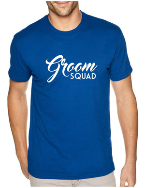 Groom Squad Men's Tee