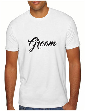 Groom Style 2 Men's Tee