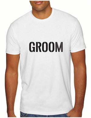 Groom (Team-Groom) Men's Tee
