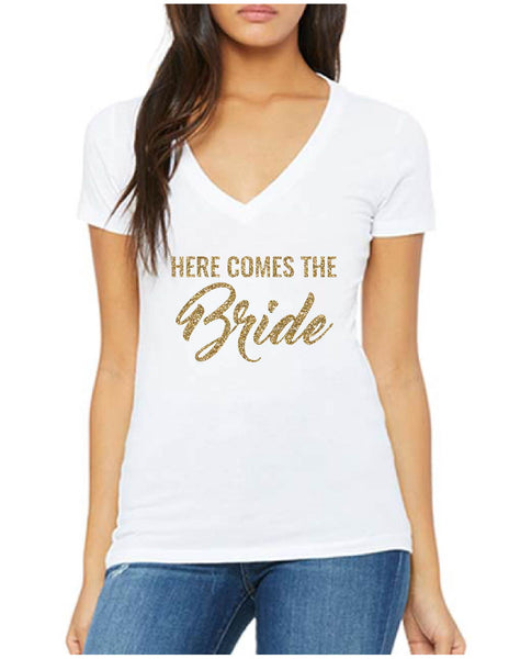 Here Comes The Bride Tee