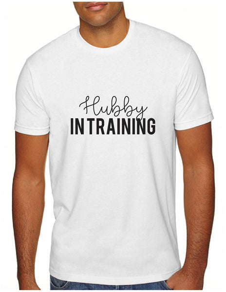 Hubby In Training Men's Tee