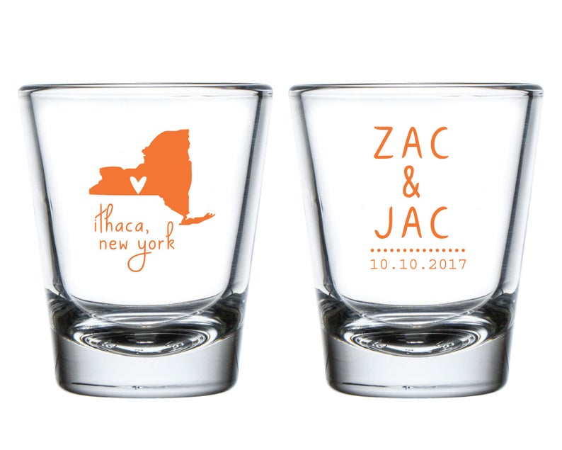 New York Shot Glasses (7)
