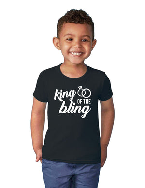 King of the Bling - Toddler Tee