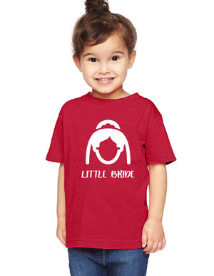 Little Bride - Toddler Tee