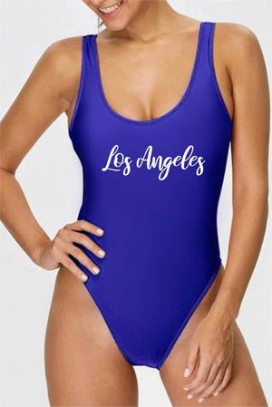 Swimsuit Cities - Los Angeles