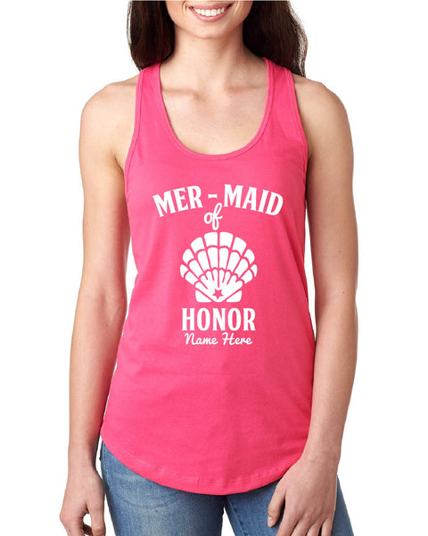 Mer-maid of Honor Tank