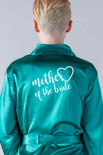 Heart Style - Mother of the Bride Robe