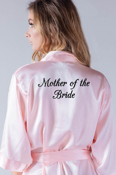 Elegant Style - Mother of the Bride Robe