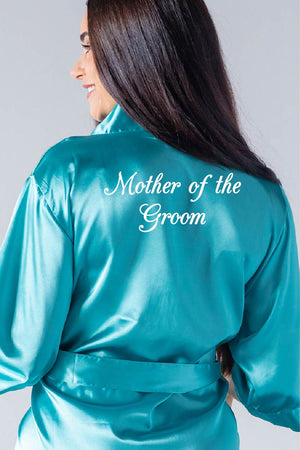 Elegant Style - Mother of the Groom Robe