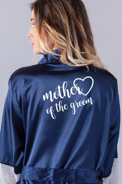 Heart Style - Mother of the Groom Robe
