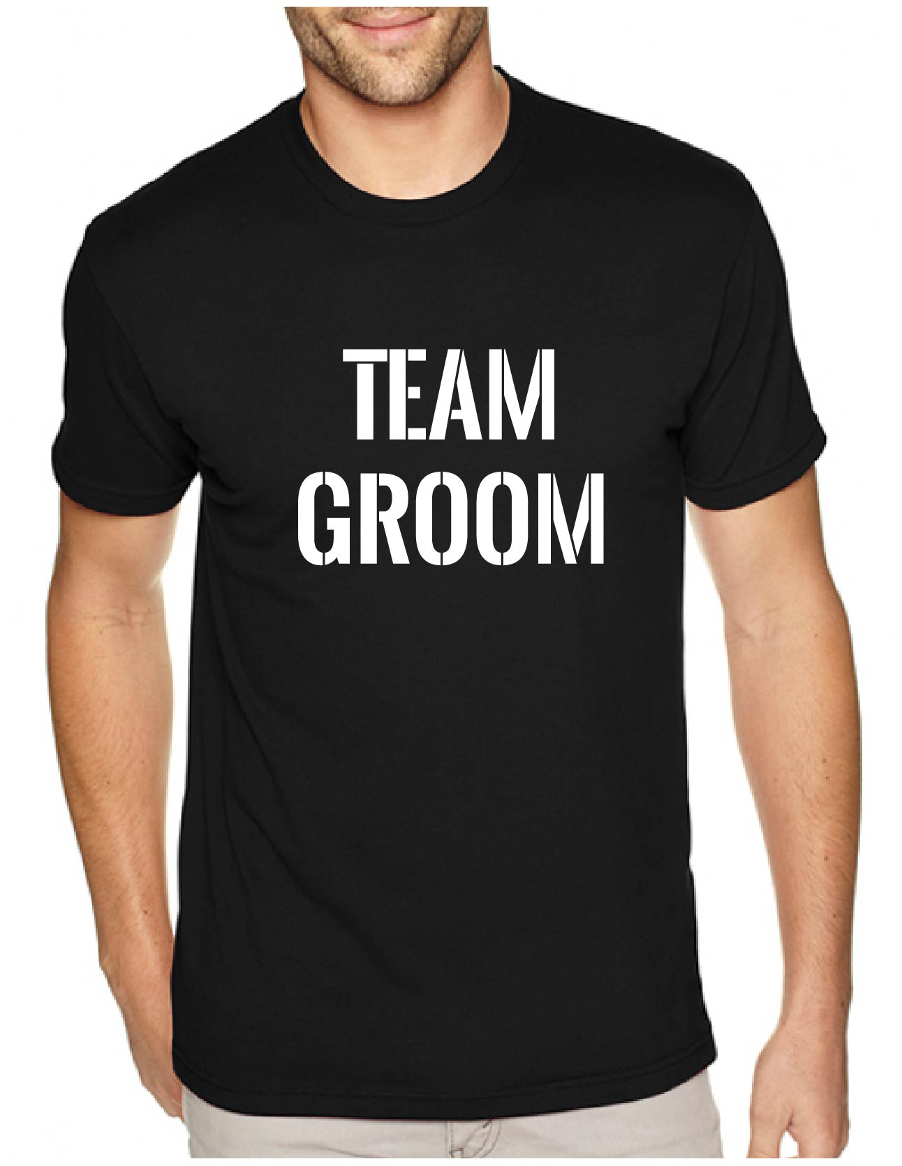 Team Groom Men's Tee