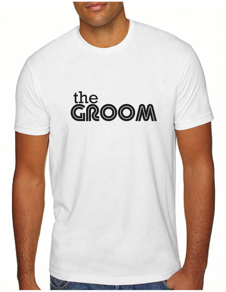The Grooms (The Groom's Crew) Men's Tee