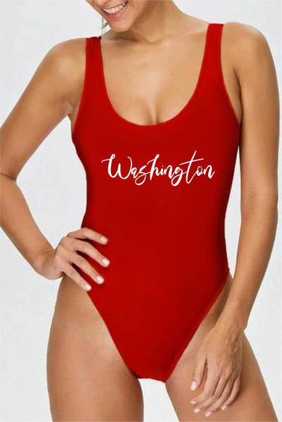 Swimsuit Cities - Washington