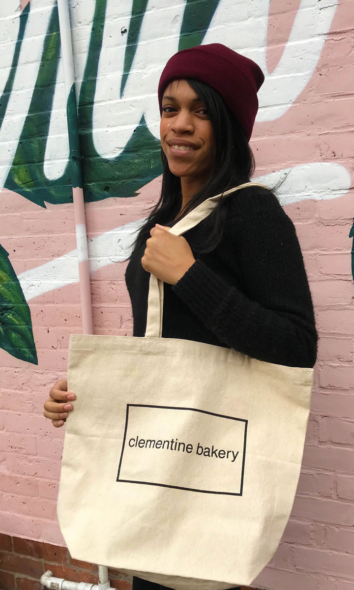 Clem Tote Bags