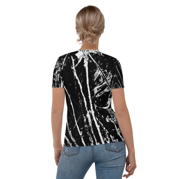 """Black Desert"" Women's T-shirt"
