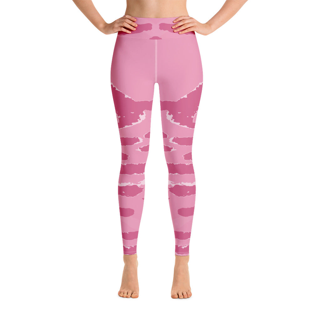 """Slide"" Yoga Leggings"