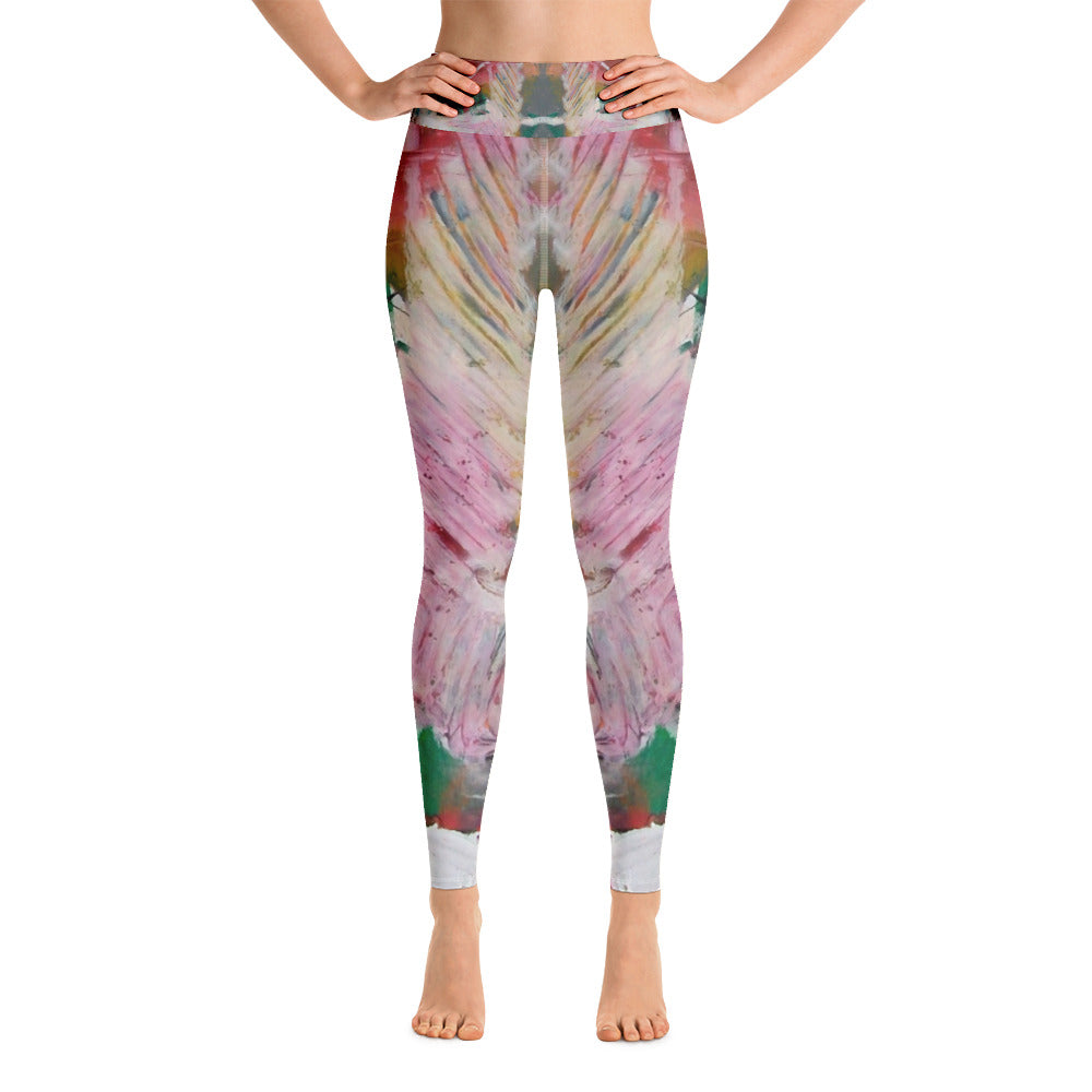"""luna"" High Waisted Leggings - TryRight Store"