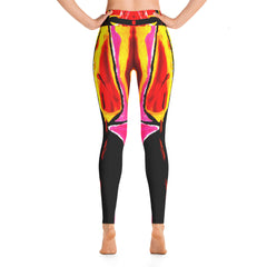 """NkA"" High Waisted Workout Leggings - TryRight Store"